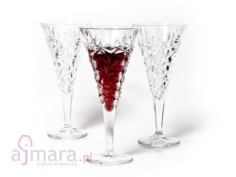 Glacier Wine Gles 250 Ml 6pcs