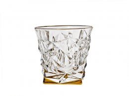 Szklanka do whisky Glacier Gold