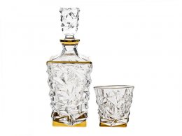Zestaw do whisky Glacier Gold